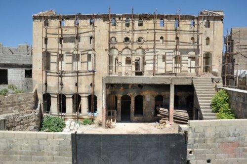 Restorasyon çalışması tamamlandığında gümrük hanı belediye