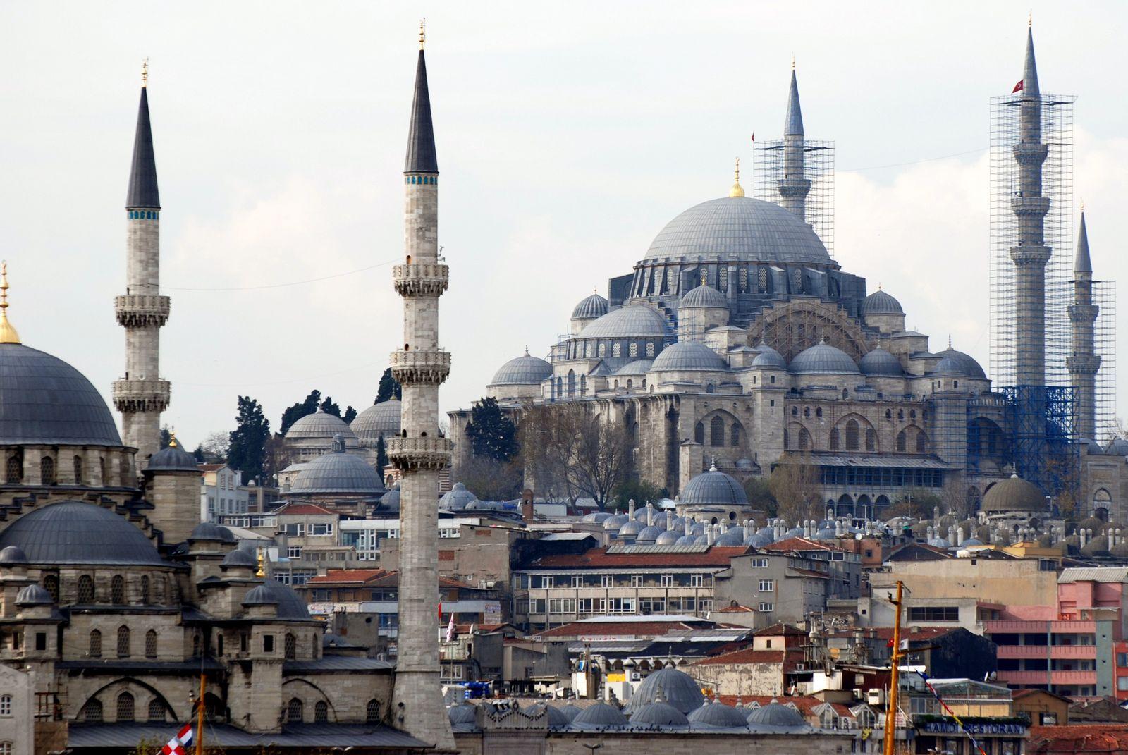 Image result for Suleymaniye Camii