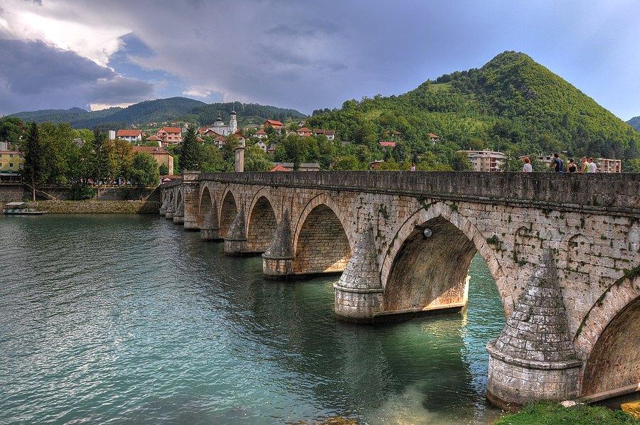 Sokullu Mehmet Paşa Köprüsü ile ilgili görsel sonucu