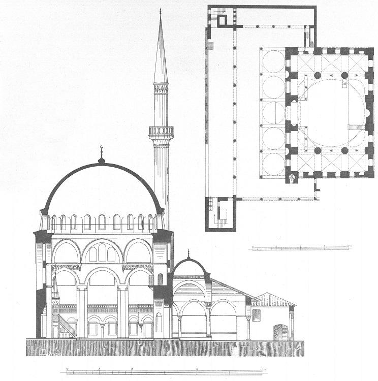 Rustem Pasa Camii Kulliyesi Eminonu Mimar Sinan